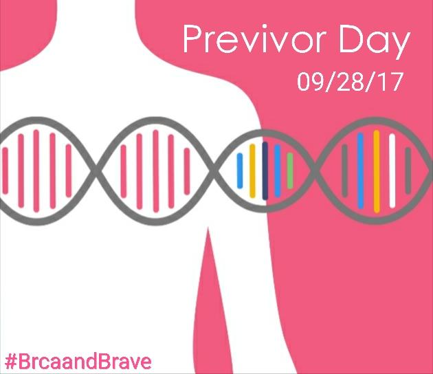 Previvor| BraceandBrave | Never Alone